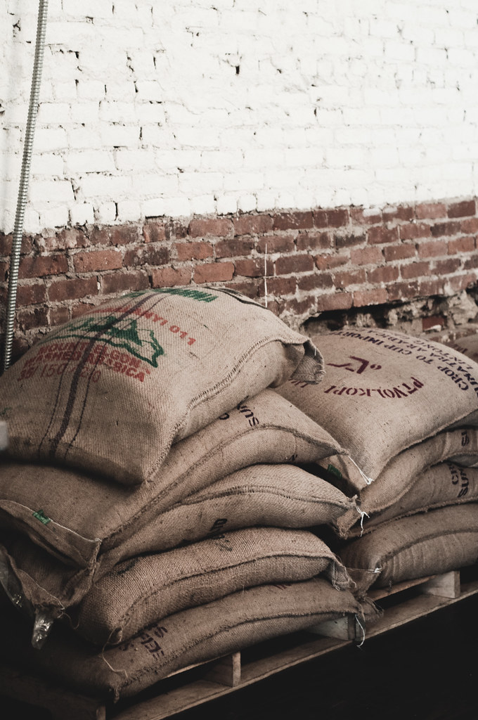 Crop to Cup roastery