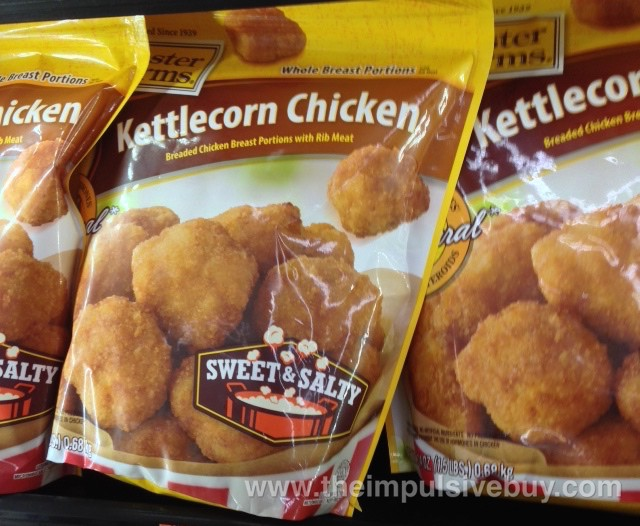 Foster Farms Sweet & Salty Kettlecorn Chicken