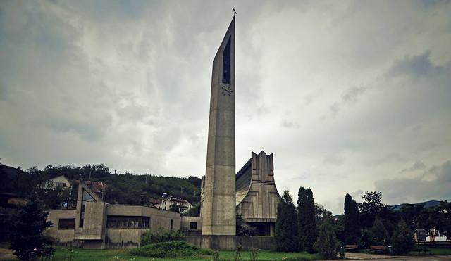 Orșova - biserica catolică