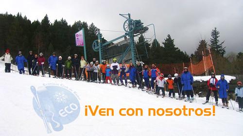 Ven con nosotros a Andorra