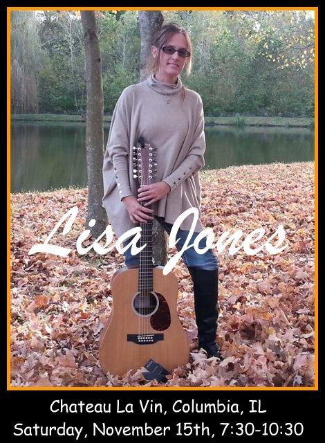 Lisa Jones 11-15-14