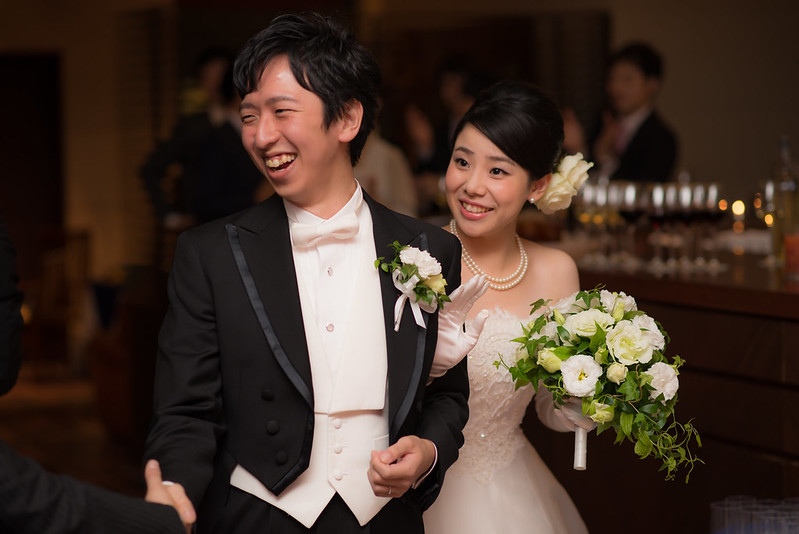 Happy Wedding Takuro & Yoko