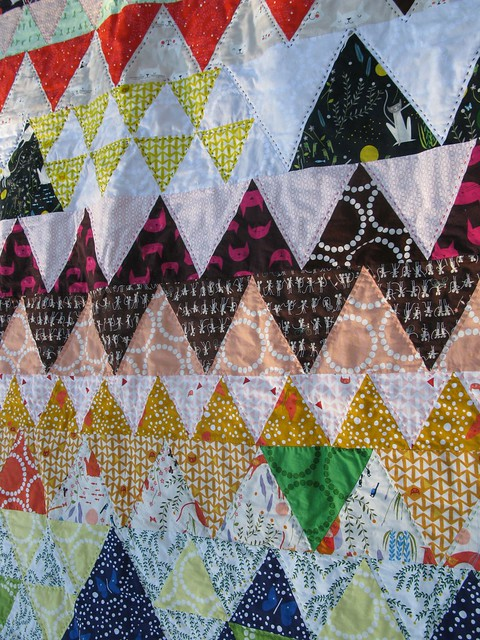 Indian Blanket quilt