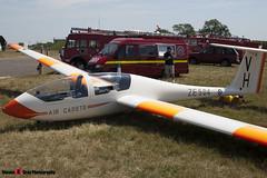 ZE504 VH - 33888-K-126 - Royal Air Force - Grob G-103A Viking TX1 - Fairford RIAT 2006 - Steven Gray - CRW_1729