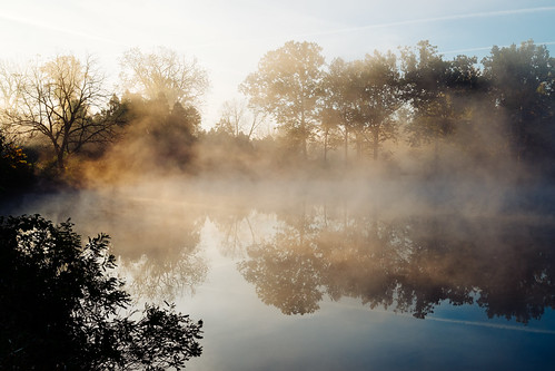 morning misty