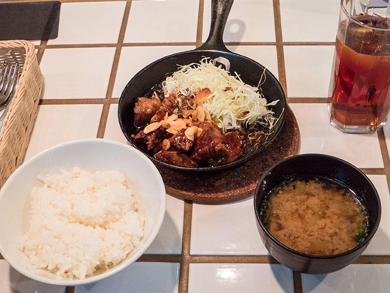 2014年11月11日の昼ご飯
