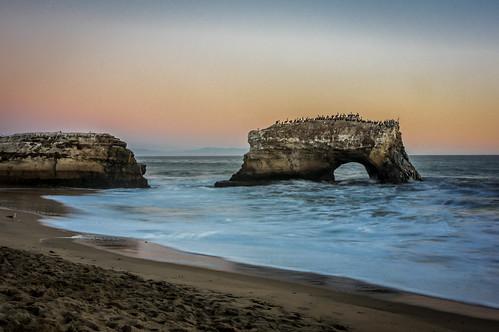 ocean sunset naturaleza santacruz reflection beach nature beautiful outdoors rocks ocaso longexposurephotography sonya580