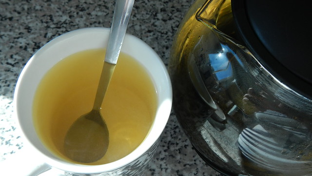 Lemon Balm Tea 14