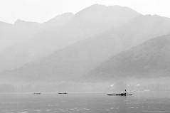 Life on a Lake | B&W photo-essay 1/7