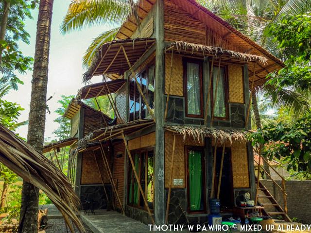 Indonesia - Pangandaran - Batukaras - Rumah Raia - The house! (03)
