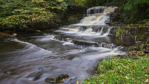 Dromore West Waterfall