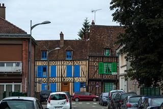 Anciennes maisons paysannes
