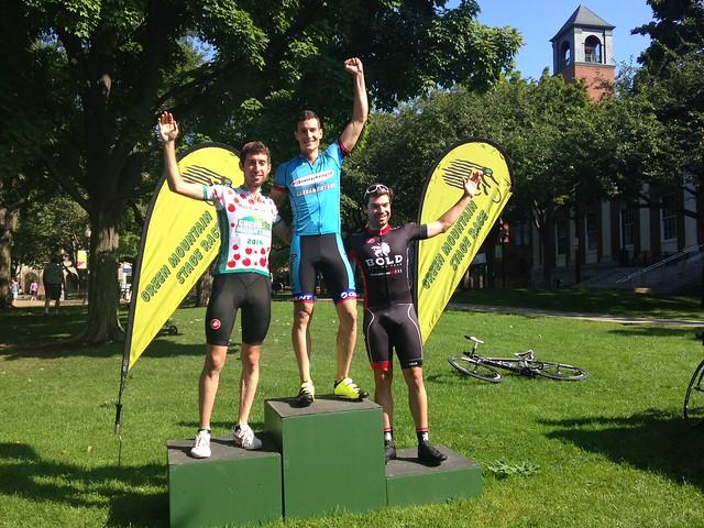 bike podium