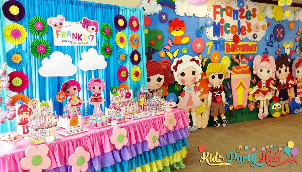 Lalaloopsy Candy Buffet