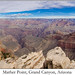 A view of Mather Point, Grand Canyon.