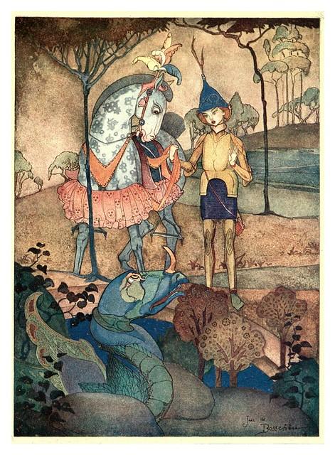 013-Folk tales of Flanders (1918)- Jean de Boschère