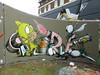 Parlee graffiti, Stockwell