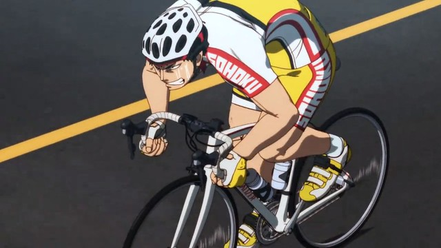 Yowamushi Pedal ep 33 - image 02
