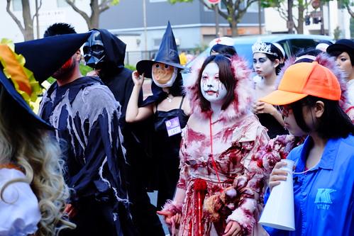 Kawasaki Halloween parade 2014 41