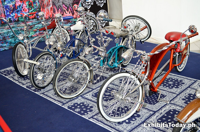 Custom Lowriders bicycle models