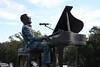 Ray Charles Plaza / P2013-1013D130