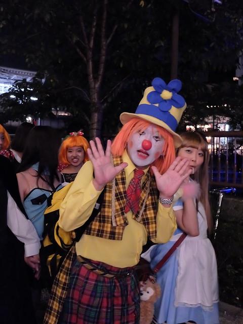 Nakameguro Blue Halloween 23