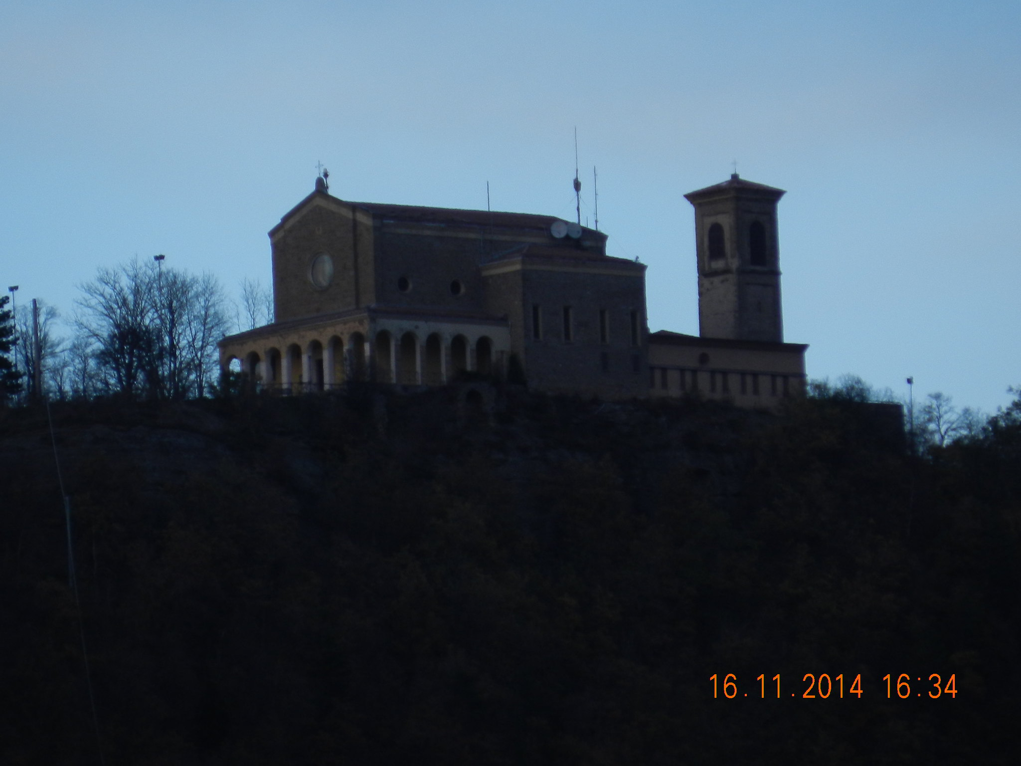 DSCN5326 - Santuario Monte delle Formiche