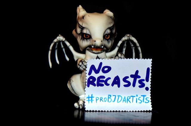 NO RECASTS!