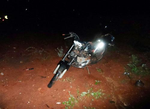 BA-623: Acidente automobilístico mata jovem de 18 anos