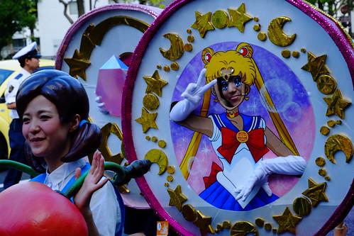 Kawasaki Halloween parade 2014 25