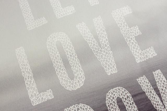 let love grow print closeup