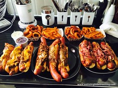 Pink's Hot dogs L.A