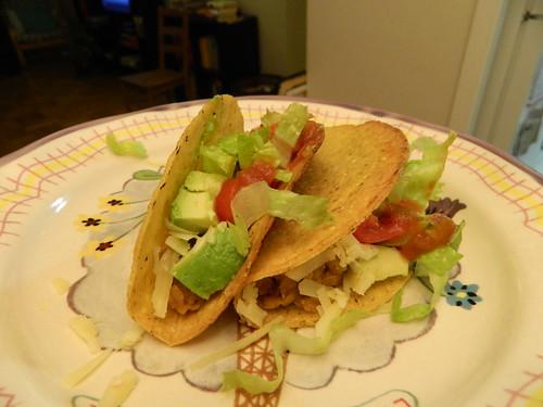 veggie taco meat