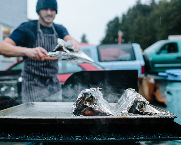 Cordova, Alaska + Copper River Salmon // the year in food