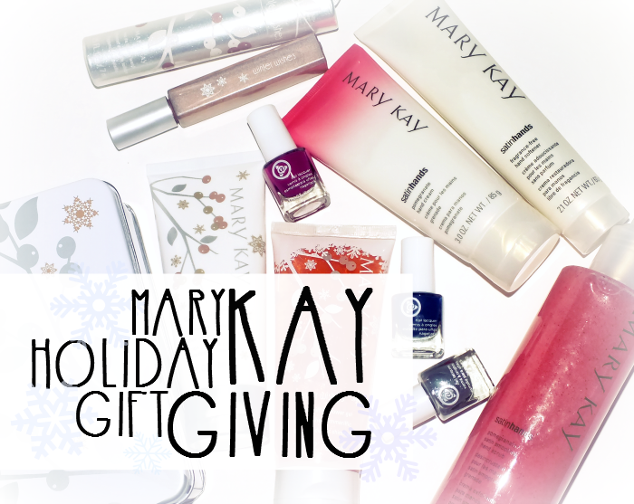 mary kay holiday 2014 gifts