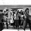 #women #train #motion  #bnw #blackandwhite #bnw_life