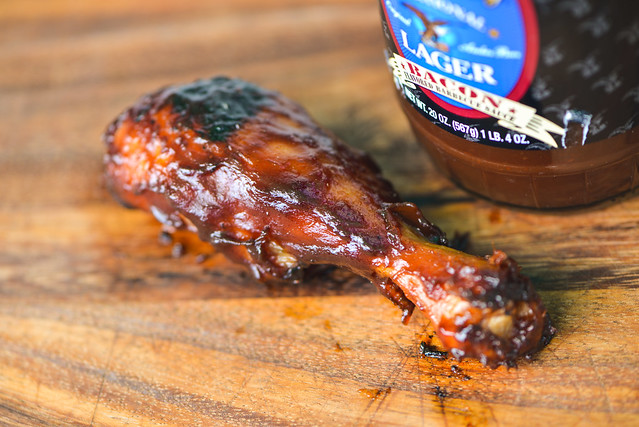 Yuengling Bacon Barbecue Sauce