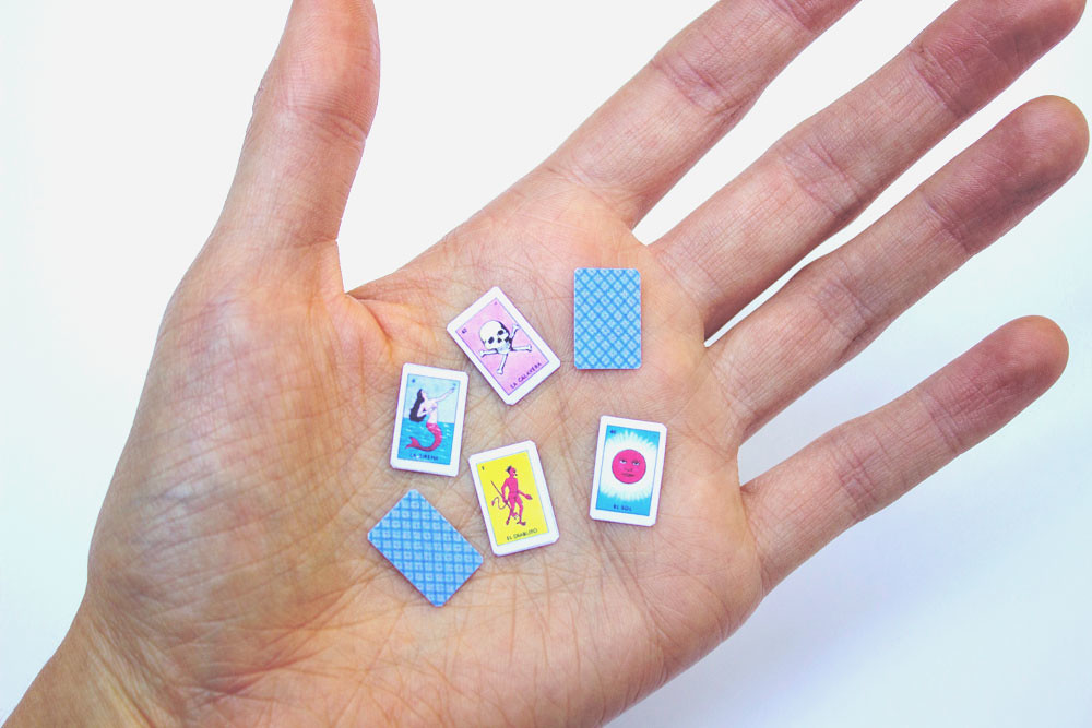 picture relating to Loteria Cards Printable referred to as Playscale Printable Loteria Playing cards I consist of a clean Blythe-dimension