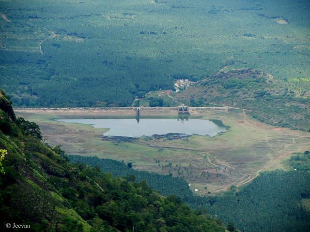 Marudhanadhi Dam View