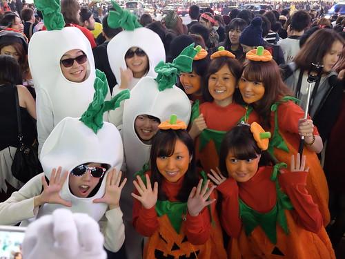 Shibuya Halloween Night 2014 04