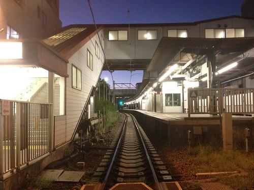 京王井の頭線東松原駅