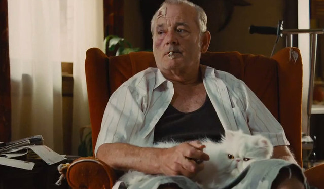 Bill Murray is the best of many great things in ST. VINCENT.