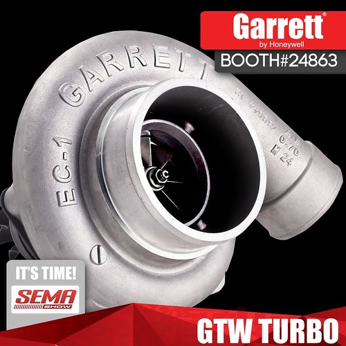 Garrett Releases Line Of Gtw Turbo Turbochargers: New Garrett Range