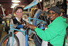 Alumni Volunteer Project at Working Bikes  - November 8, 2014