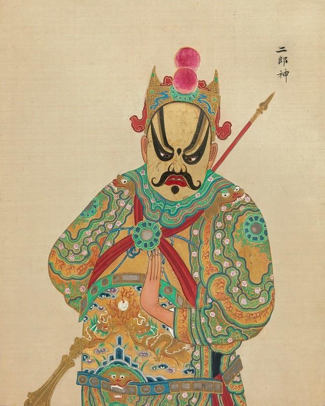 Chinese Opera figure d