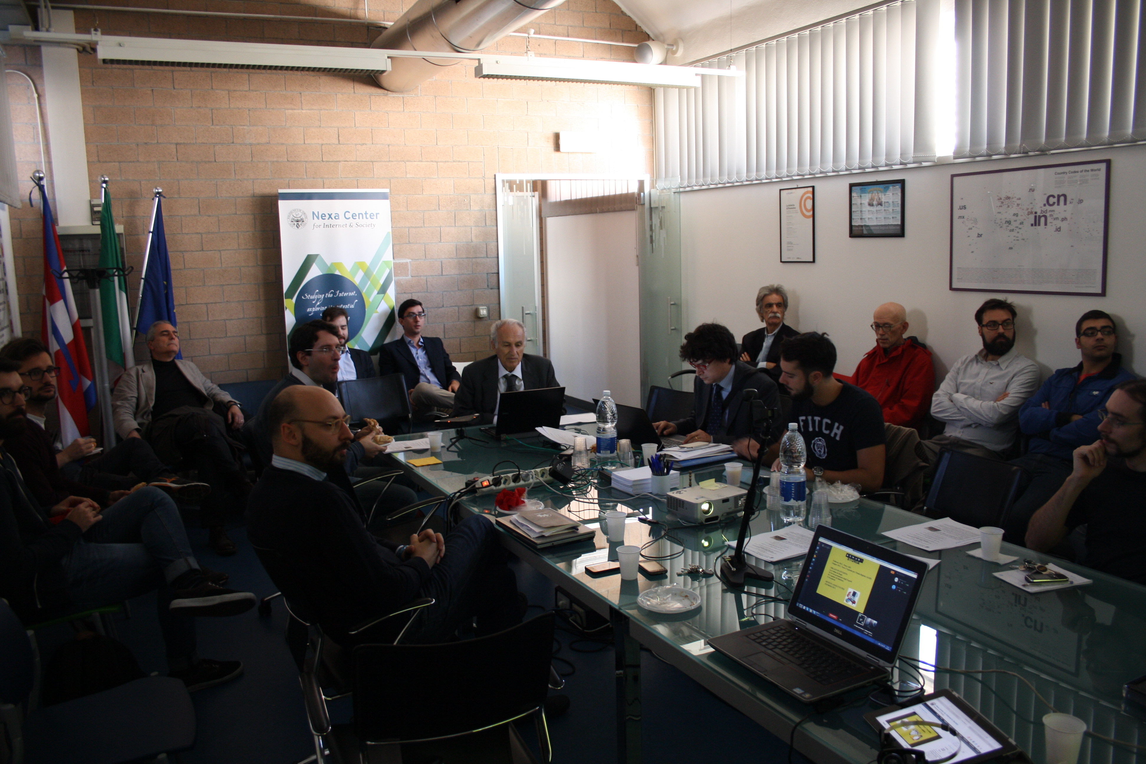 25° Nexa Lunch Seminar - Il software libero per l'attuazione dell'Agenda digitale