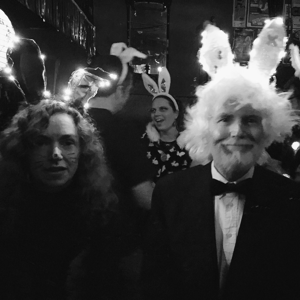 Bunarchy Ball - Nov 2014
