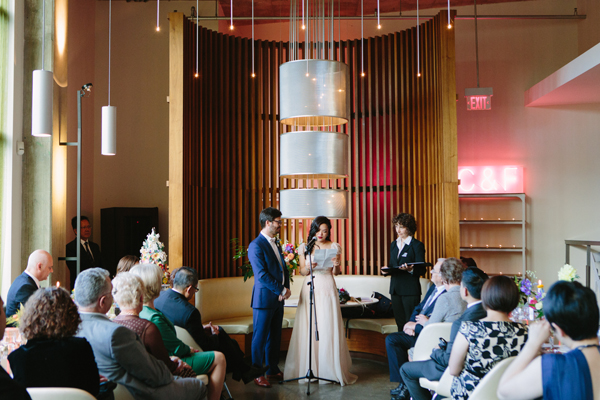 Celine Kim Photography Mildreds Temple Kitchen intimate colorful restaurant wedding Toronto wedding photographer-72