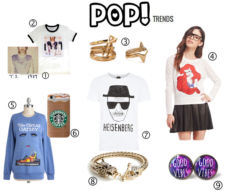 POP culture gift guide 2014