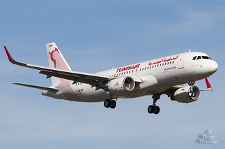TS-IMW Tunisair Airbus A320-214(WL) - cn 6338